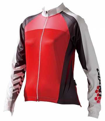 ВЕЛОМАЙКА ДЛ. РУК. giant athletic women ls jersey